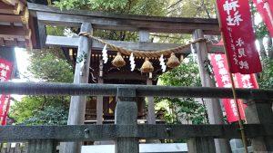 東京大神宮 境内末社 飯富稲荷神社