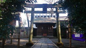 大國魂神社 松尾神社
