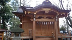 大國魂神社 摂社宮乃咩神社 (1)
