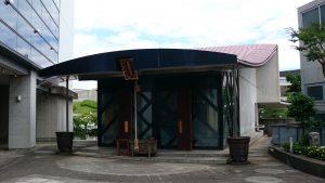 北谷稲荷神社 社殿