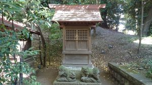 渋谷氷川神社 秋葉神社