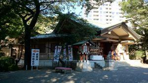 東郷神社 社殿