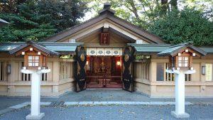 東郷神社 境内霊社・海の宮