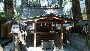 乃木神社 正松神社 (3)