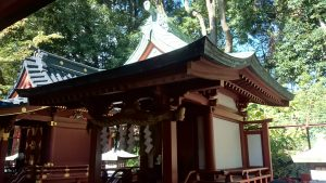 赤坂日枝神社 猿田彦神社・八坂神社