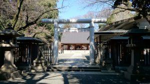 乃木神社 二の鳥居
