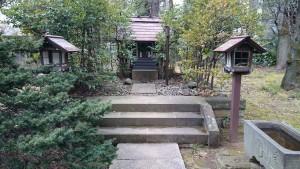 赤坂氷川神社 九神社