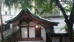 小野照崎神社 本殿