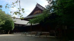 靖國神社(靖国神社) 神楽殿