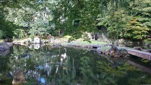靖國神社(靖国神社) 神池庭園