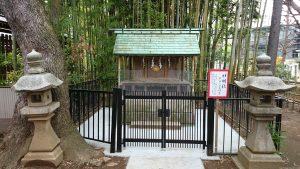 鳩森八幡神社 神明社
