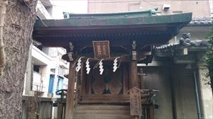 小野照崎神社 長左衛門稲荷・織姫神社