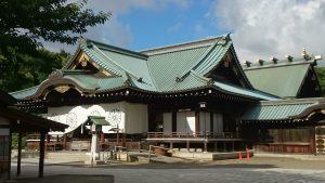 靖國神社(靖国神社) 社殿
