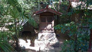 渋谷氷川神社 八幡神社