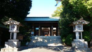 東郷神社 神門