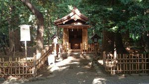 靖國神社(靖国神社) 鎮霊社