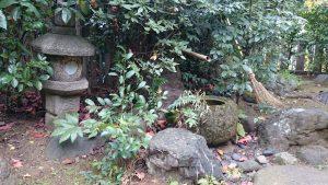 芝大神宮 神苑