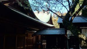 五條天神社 本殿