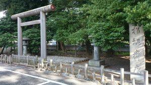 靖國神社(靖国神社) 招魂斎庭