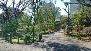 乃木神社 乃木公園内