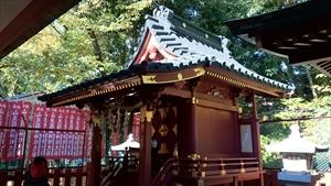 赤坂日枝神社 山王稲荷神社