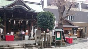 小野照崎神社 拝殿