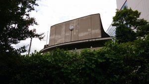 北谷稲荷神社 本殿部分