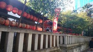 豐榮稲荷神社外観