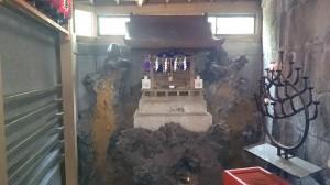 花園稲荷神社 穴稲荷 (3)