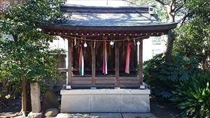 青山熊野神社 末社