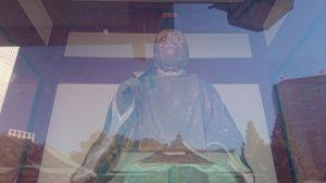 赤坂日枝神社 神門内側神猿 (牡)