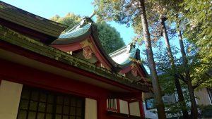 亀岡八幡宮 本殿(八幡造)