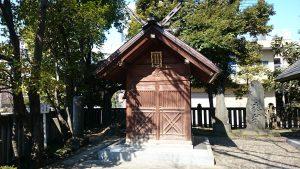 富岡八幡宮 富士浅間神社・金刀比羅神社