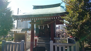 亀戸天神社 花園社