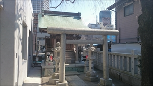 住吉神社 入船稲荷神社