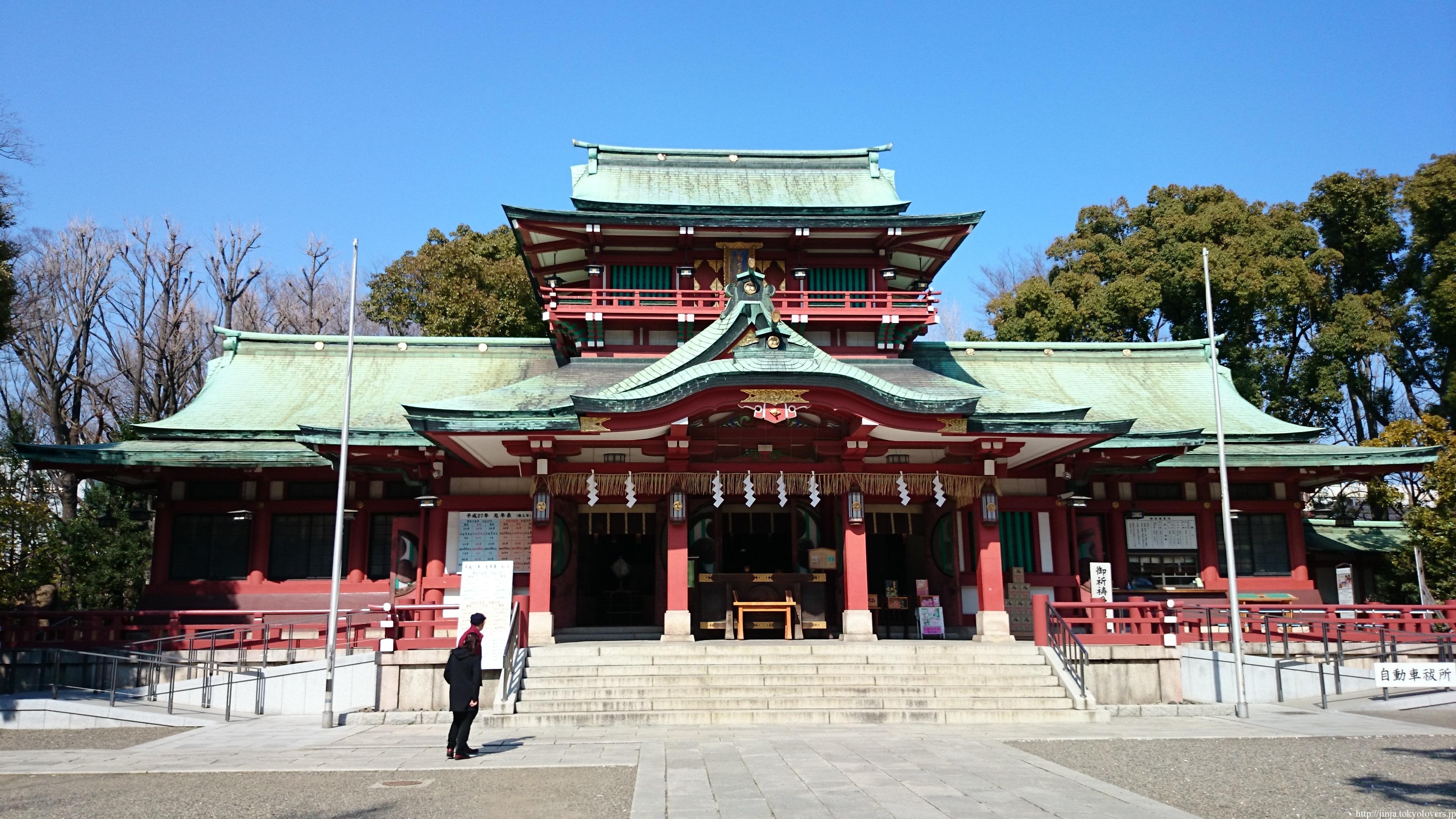 富岡八幡宮(深川八幡) | 神社と...