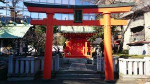 神田神社 末廣稲荷神社