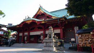 神田神社(神田明神) 拝殿