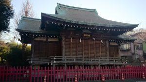 穴守稲荷神社 神楽殿