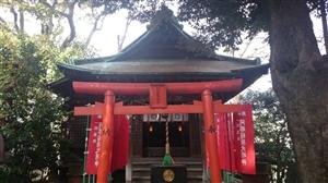 品川神社 阿那稲荷神社上社 (1)