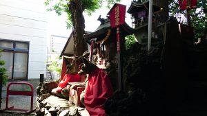 穴守稲荷神社 福徳稲荷社