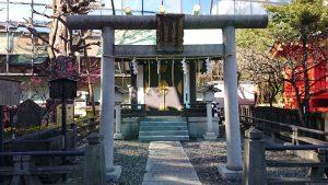 神田神社(神田明神) 三宿稲荷神社・金刀比羅神社