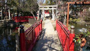 富岡八幡宮 七渡神社・粟島神社 (4)