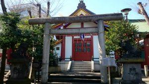 神田神社 小舟町八雲神社