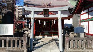 神田神社 合祀殿(籠祖神社)