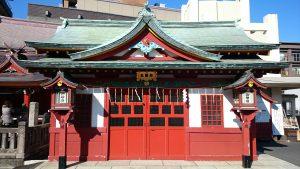 神田神社 祖霊社
