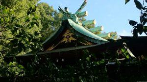 王子神社 本殿