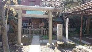 住吉神社 船魂神社・疫神社・疱瘡神社
