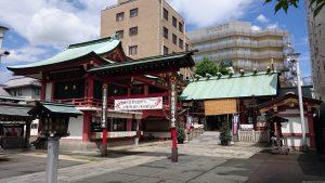 浅草鷲神社 社殿