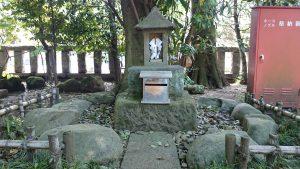 布多天神社 厳島神社